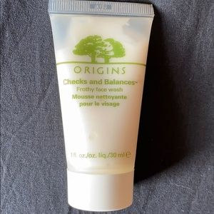FREE WITH $50 PURCHASE 💛 Origins Frothy Face Wash